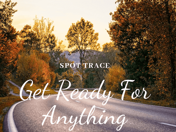 SPOT Trace Tracking For Safe Travel and Personal Property Tracking