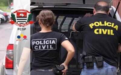 Concurso Polícia Civil de São Paulo - Edital Publicado