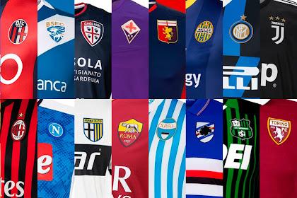 Mau Bikin Jersey Futsal untuk Tim Kamu? Berikut Inspirasi Jersey Terbaik Serie A