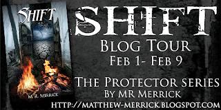 Shift – Blog Tour Day 8