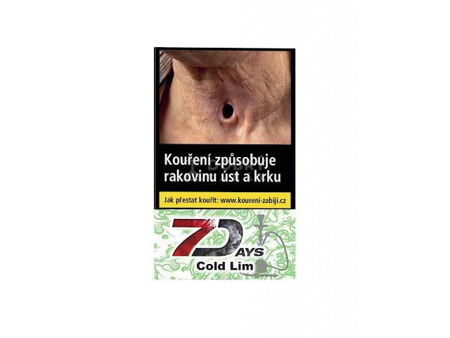 tabák 7 Days