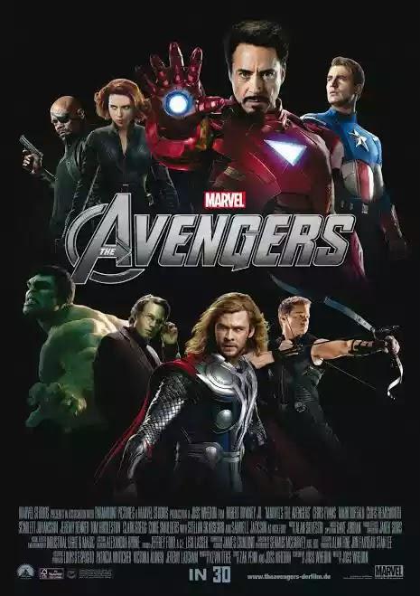 The Avengers (2012) Movie 480p 720p
