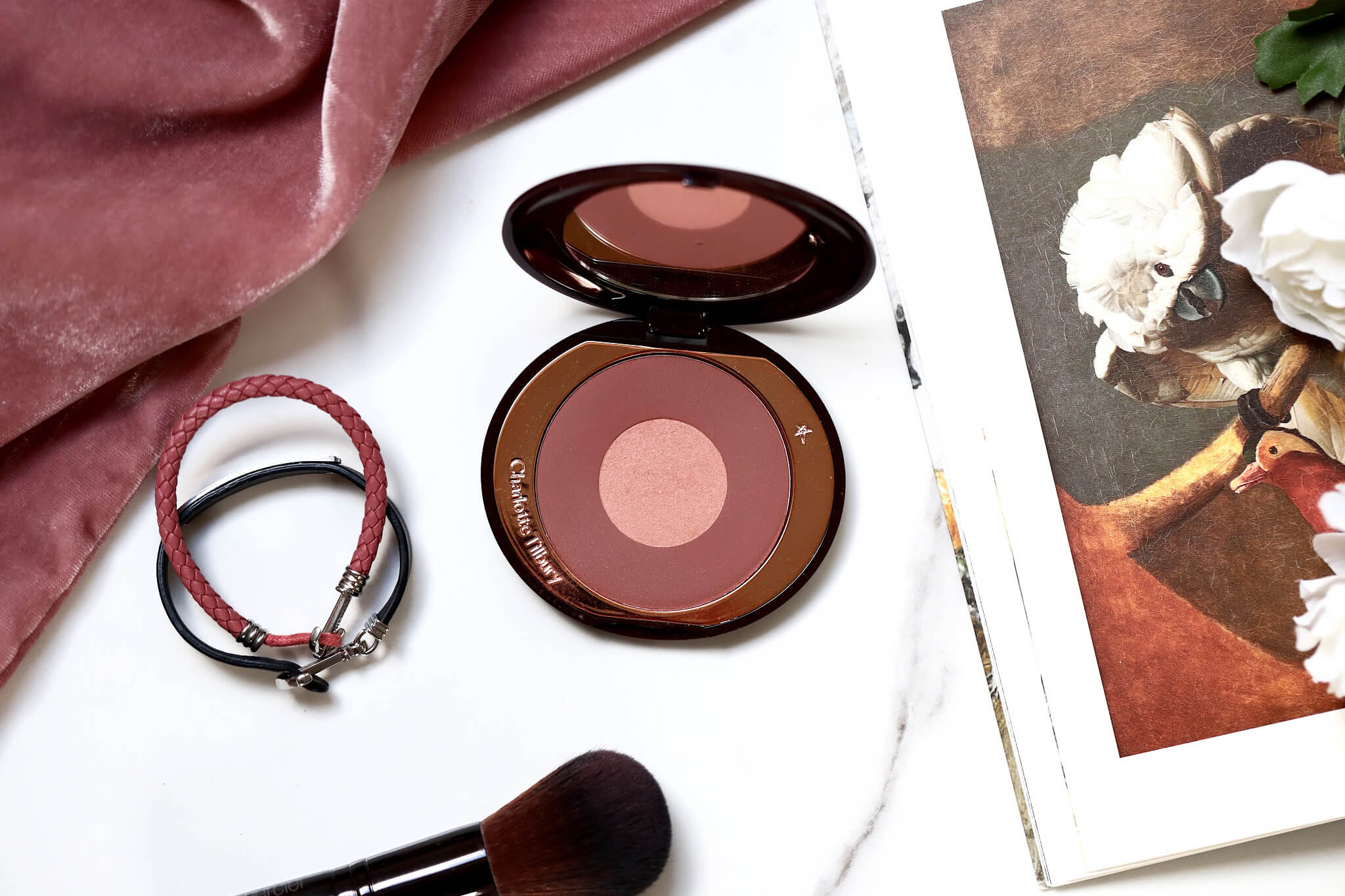 Charlotte Tilbury Blush Pillow Talk Intense