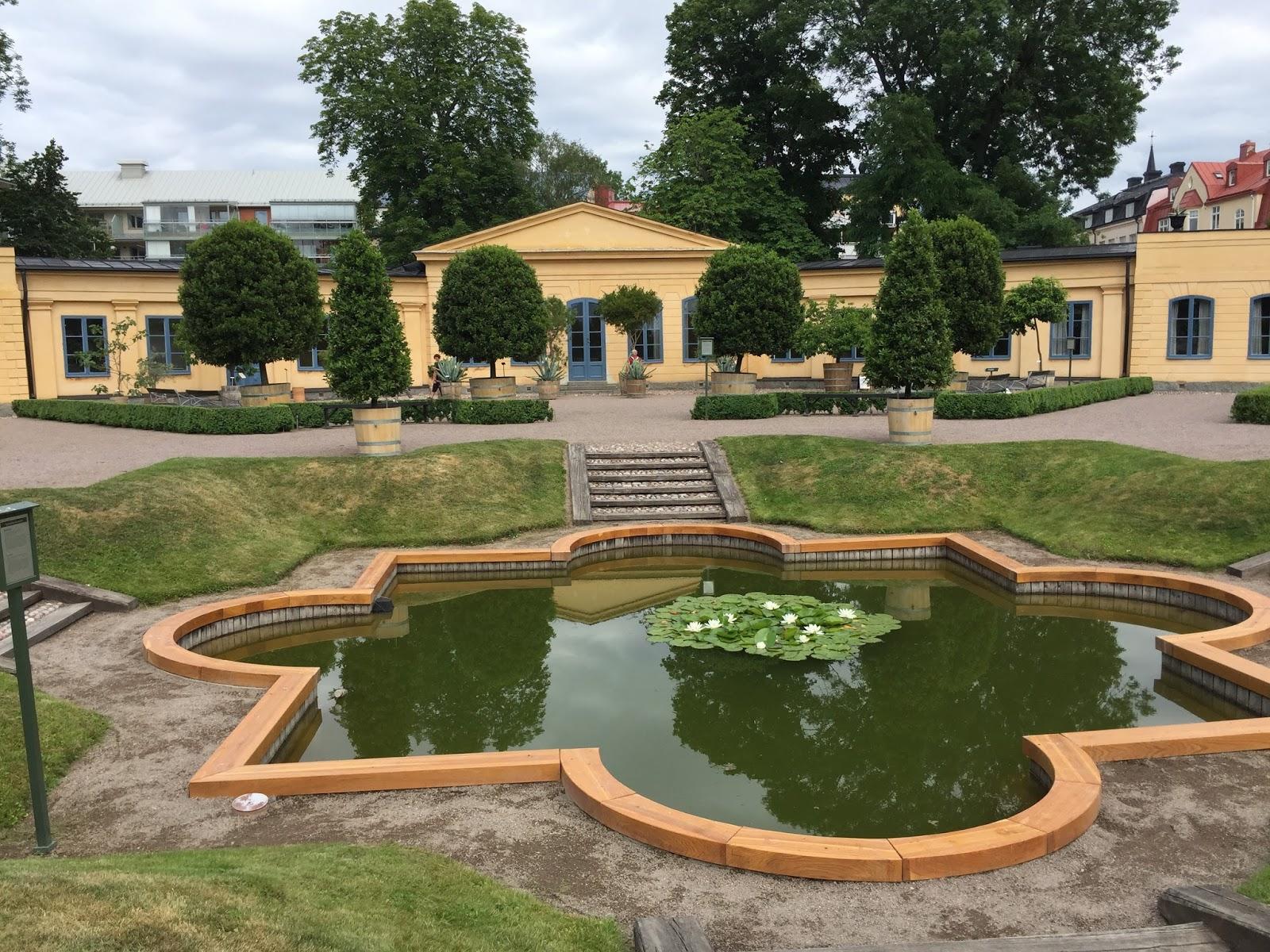 travelmarx a visit to the linnaeus garden in uppsala sweden