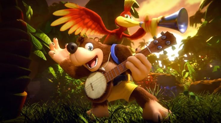 what banjo kazooie means for super smash bros ultimate dlc leak