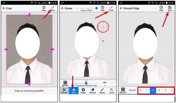 Cara Menghapus Background Foto Di Android Dengan Mudah