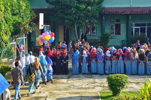 Kartini Day at SMK N 1 Bawang
