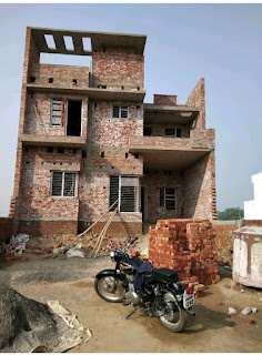 house construction work