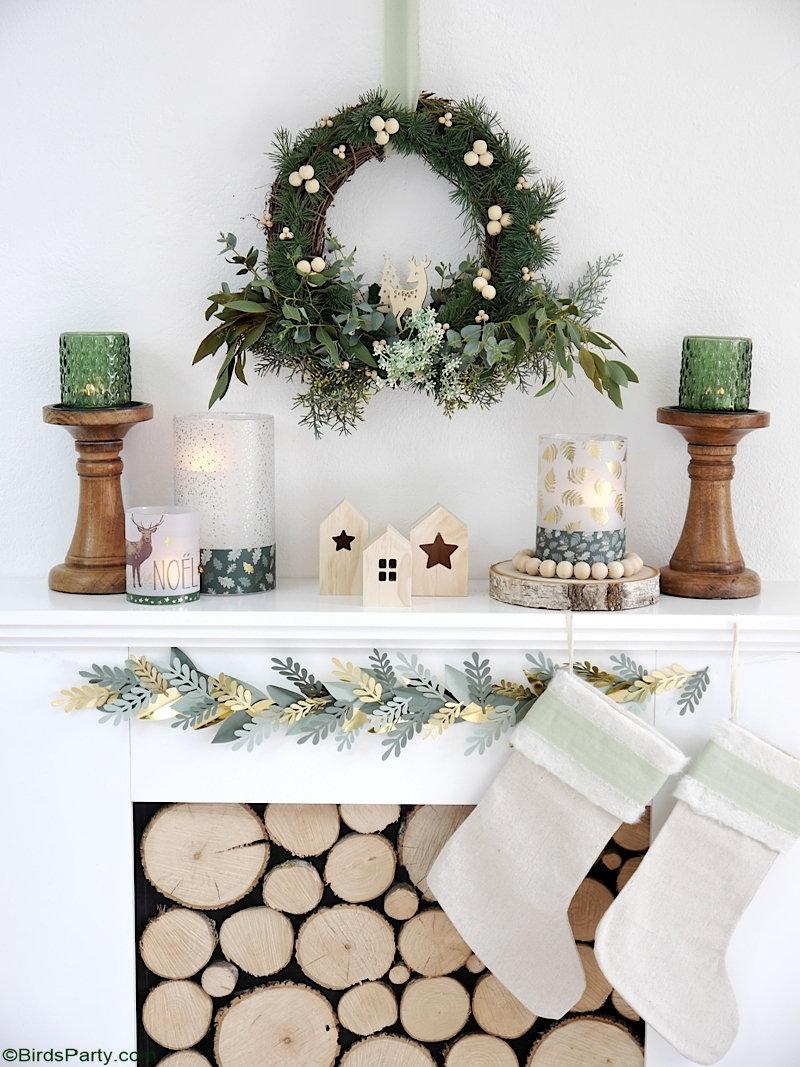 DIY Décor de Noël Nature