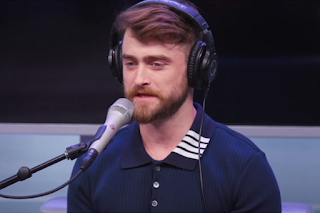 Updated: Daniel Radcliffe on SiriusXM's Pop Culture Spotlight with Jessica Shaw