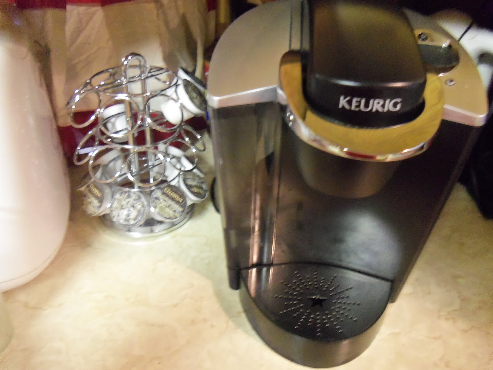 Introducing Keurig and K-Cup! - Lille Punkin'