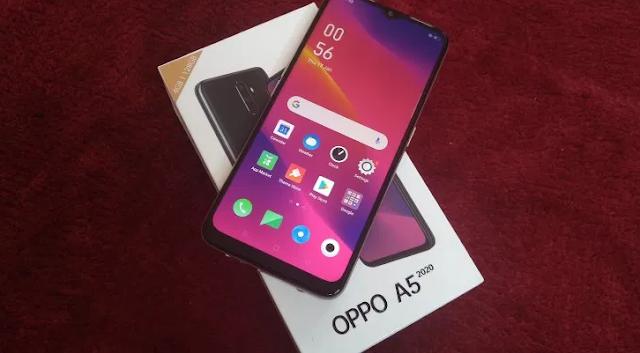 Oppo A5 2020, Smartphone Kelas Menengah dengan 4 Kamera Affordable