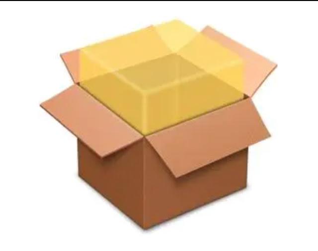 Format paket instalasi pkg