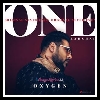 OXYGEN Lyrics - Badshah Indian Pop Song [2018]