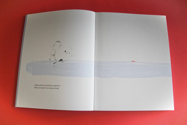 Wielka historia małej kreski, Serge Bloch