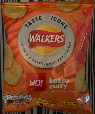 Walkers Taste Icons: Yo! Katsu Curry
