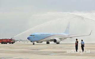 Peresmian Bandar Kertajati Majalengka - Bandara Internasional Jawa Barat
