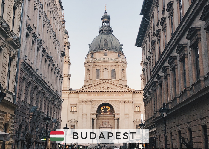 The Budapest Travel Guide. What to see, where to eat and tips for the city