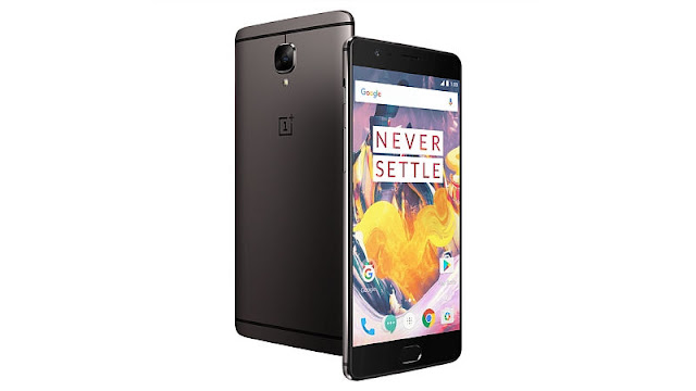 OnePlus 3t Mobile launched in India with Upgrade Versions