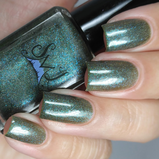 Smokey Mountain Lacquer - Hello World