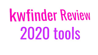 kwfinder Review -2020 top keyword research tools