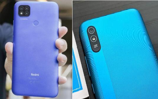 Perbedaan kamera Xiaomi redmi 9a dan redmi 9c