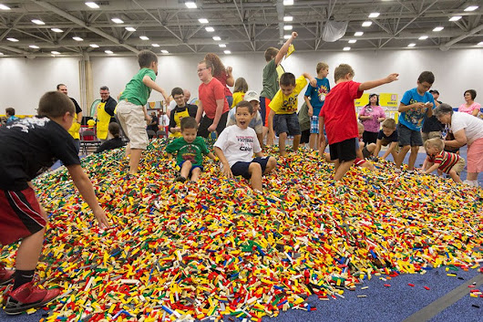 Lego Kids Fest is Coming to North Carolina!!