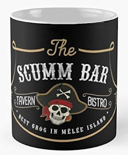 Taza Scumm Bar