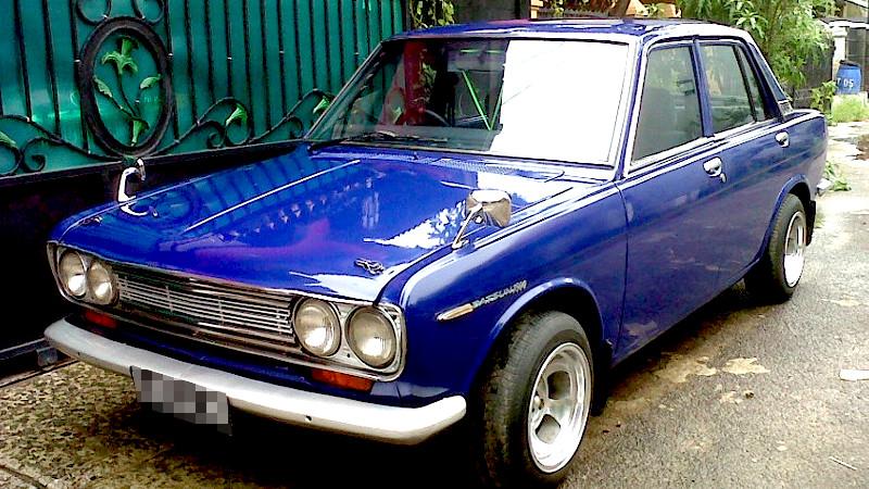 Datsun Kotak 510 | Mobil Motor Lama