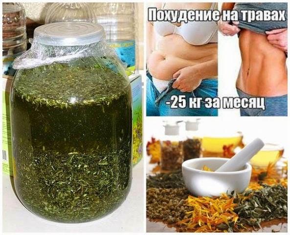 Настои Для Похудения Эффективные. Список самых эффективных и сжигающих жир трав для похудения