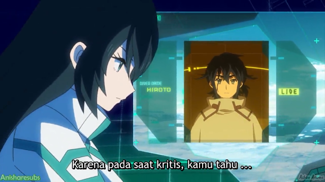 Gundam Build Drivers Re-RiseEpisode 09 Subtitle Indonesia