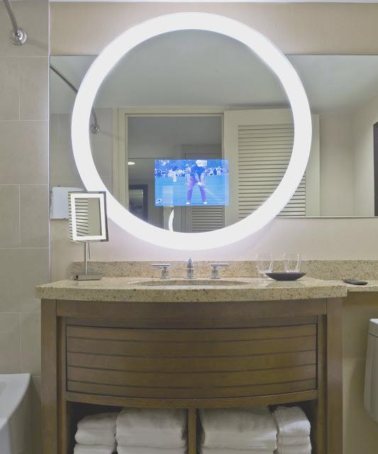 Mirror Tv Kit Bathroom