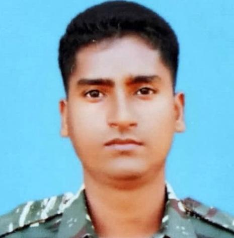 दुखद : उत्तराखंड के अल्मोड़ा निवासी CRPF जवान ने खुद को गोली मारकर की आत्महत्या