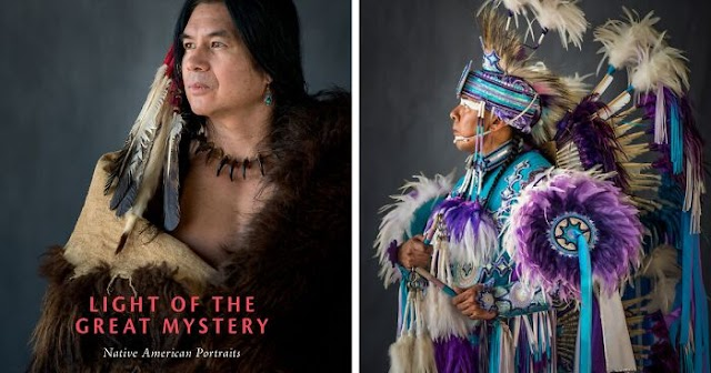 16 Native American Portraits By Craig Varjabedian, A Photographer Who Has Earned Their Trust For His Work Ethic