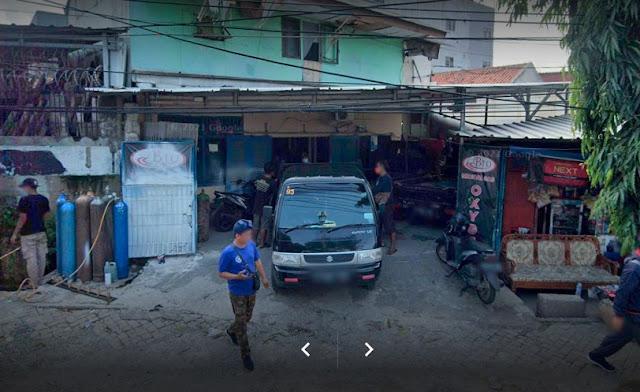Isi oksigen di Jakarta Barat