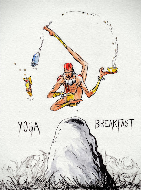 pueblo yoga breakfast
