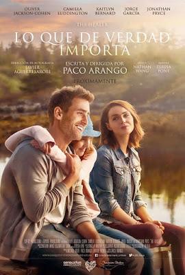 Cartel oficial español: Lo que de verdad importa (2016)