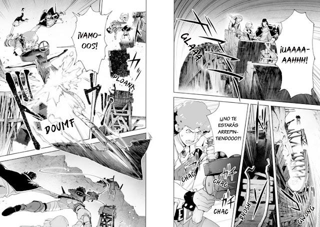 Manga: El 30 de Julio Ediciones Babylon lanzará La ira de Bahamut - Twin Heads 3