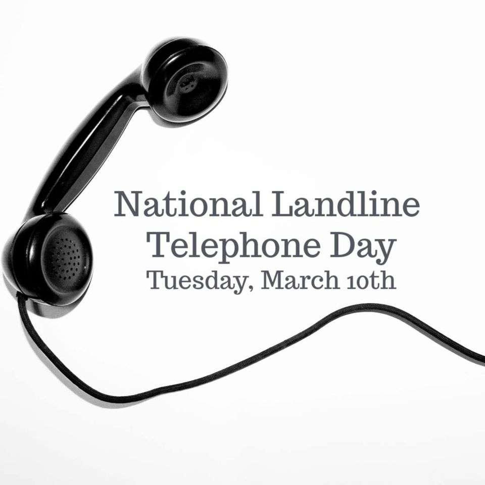 National Landline Telephone Day Wishes Pics