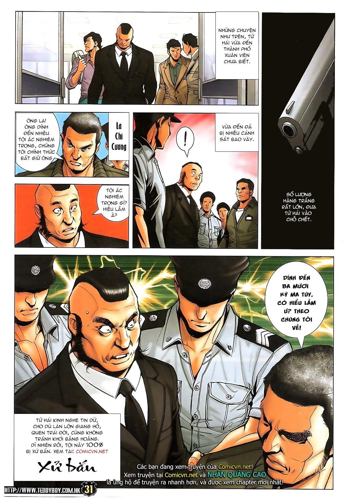 Người Trong Giang Hồ RAW Chương 1710 - NhoTruyen.Net