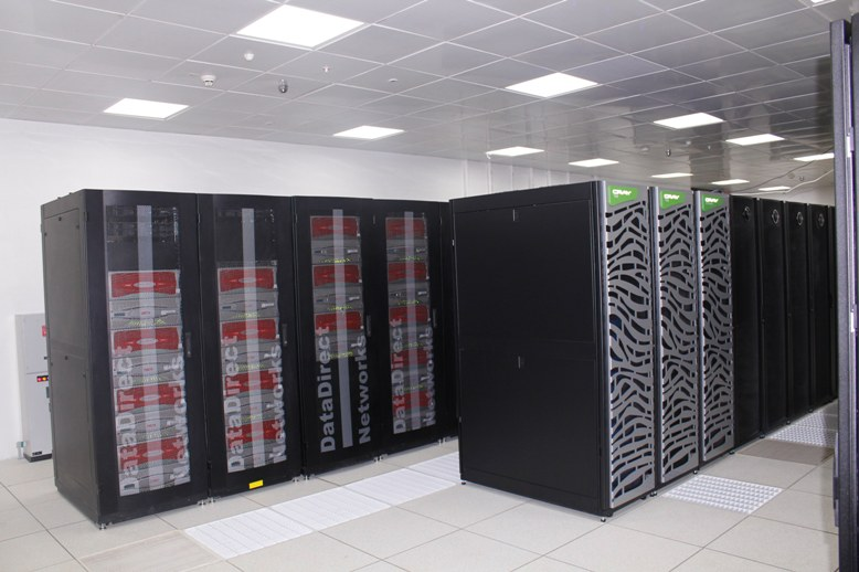 India's first multi-petaflops supercomputer