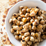 The Best Healthy Chickpea Croutons (Gluten-Free)