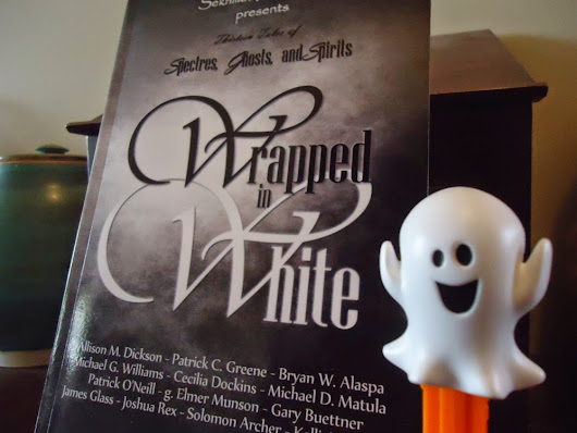 Of Ghost Stories and Haunted Pez Dispensers