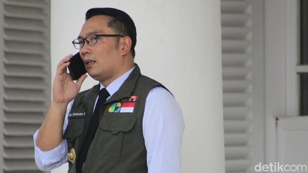 Kerumunan Acara Habib Rizieq Berujung Ridwan Kamil Dipanggil Bareskrim