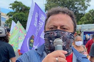 Jackson Macedo diz que Ricardo Coutinho será bem-vindo ao PT