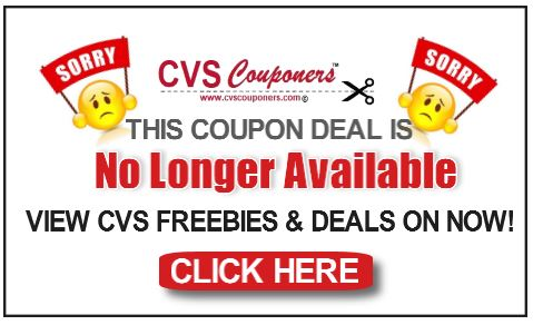 Get More CVS Coupon Freebies & Deals Click HERE