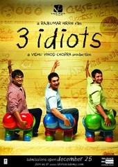 3 Aptal: 3 Idiots (2009) 720p Film indir