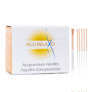 "Lierre Medical Acu Relaxo Acupuncture Needles 5 Bulk 32*1.0"" (0.25*25mm)"