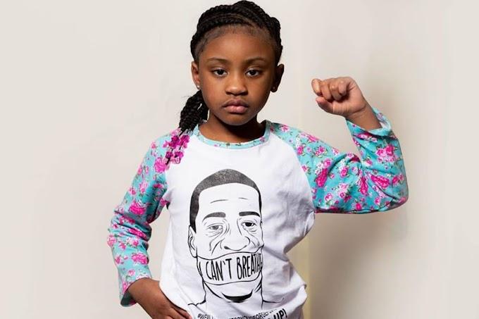 世界を揺るがす人種差別の抗議に発展したジョージ・フロイドさん殺害事件で、父を失ったジジちゃん6歳が、「スター誕生」の主演女優からディズニーの株をプレゼントされ、夢と魔法の王国の株主になった‼️