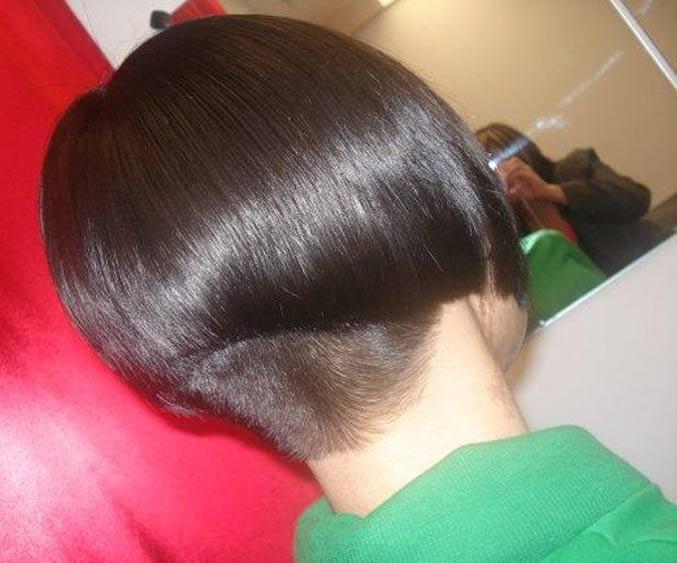 Short Hair Heaven: Buzzed Napes